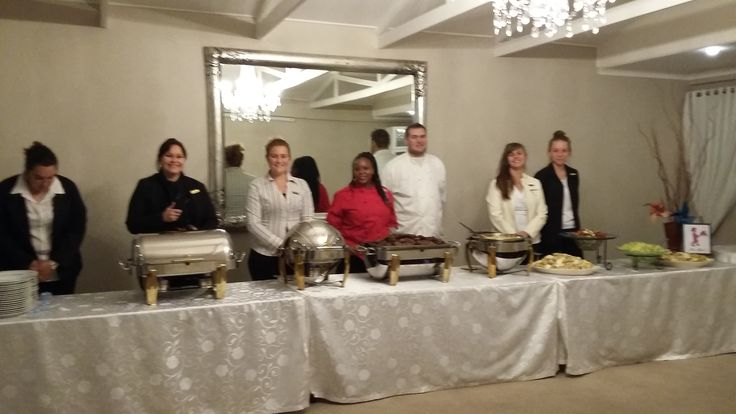 Crystal Room Catering @ Villa Maria Guest Lodge