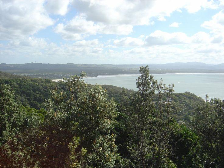 Byron Bay from Cape Byron, NSW, Australia