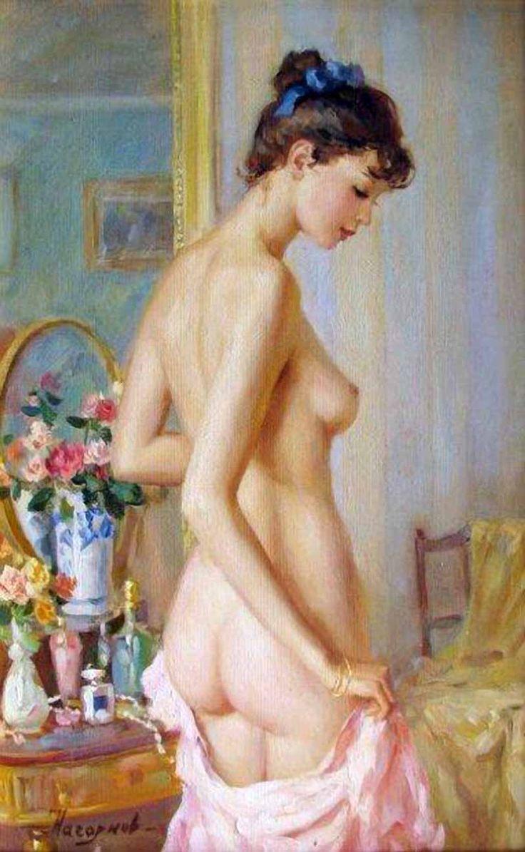 Russian princess: Pictures by a Russian artist Vladislav Nagornov - 13