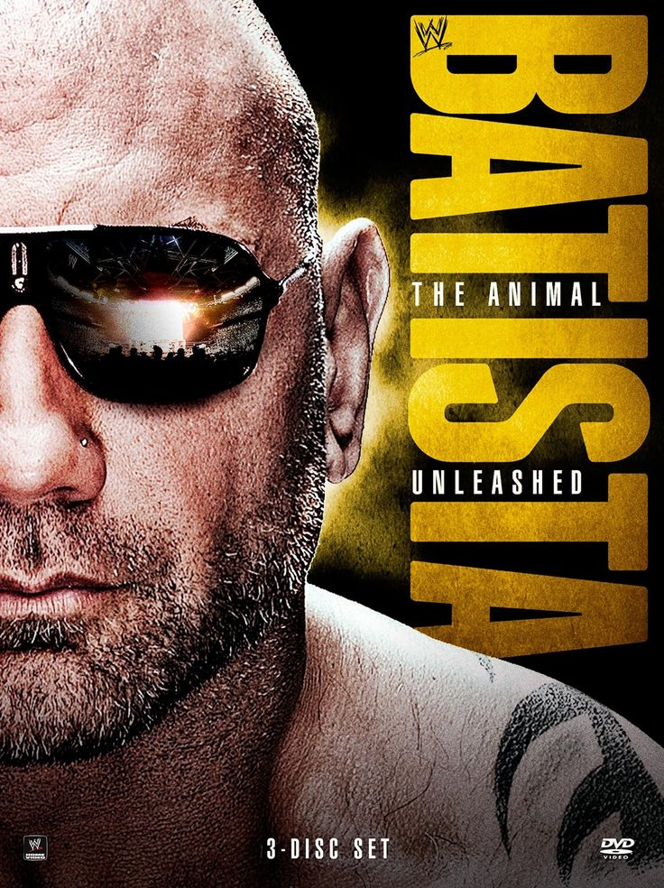 This release compiles a number of matches featuring the popular WWE grappler Batista including his 2002 debut match, his 2008 championship bout against Chris Jericho, 2009 steel cage title tilt with Randy Orton and much more.