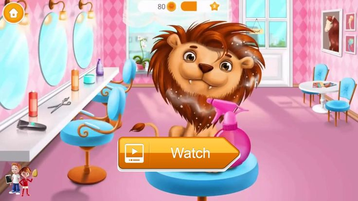 GAME KIDS Animal Pet Hair Salon Baby Play Care Cute Animals Dress Up Fun Kids GamesSeries Series  Play Fun Kids Games Animal Care Hair Salon Care Dress Up Games for Toddlers Baby or Children Subscribe now game kids hptpsgooglcdxv Crazy  on Pet Lovers