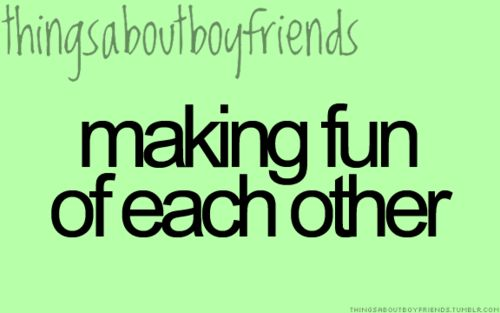 thingsaboutboyfriends   Things about boyfriends   We Heart It