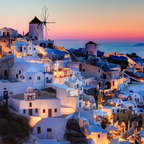 Experience Santorini like never before at Canaves Oia Villas