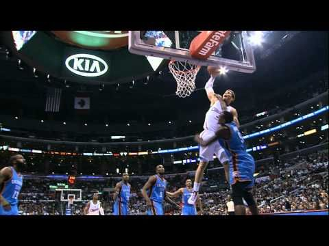 Griffin's INSANE dunk of the year!