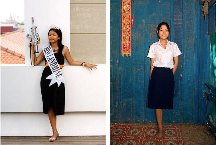 """""""Выжившие, не жертвы"""": конкурс красоты женщин, пострадавших от старых мин"""