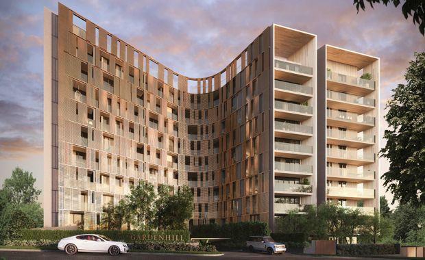 Australia's first dog friendly high rise apartment!  Where do I sign???
