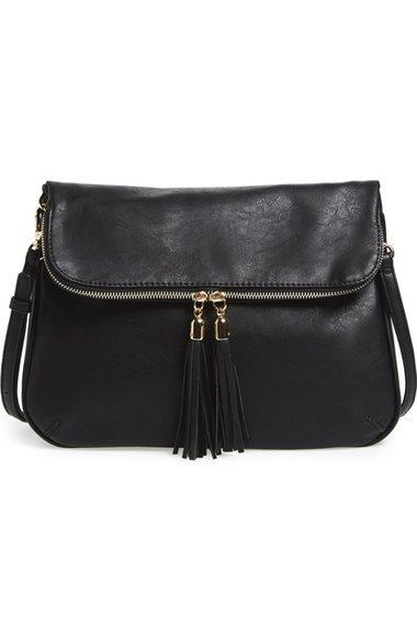 BP. Foldover Crossbody Bag available at #Nordstrom  ...in the shopping cart. One. Click. Away. #YouHadMeAtUnderFifty