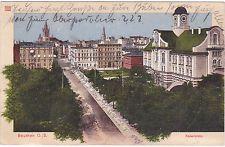 Gruß Beuthen - Oberschlesien - Schlesien - Kaiserplatz
