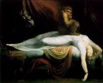 La paralysie du sommeil ou attaque des invisibles . - rusty james news