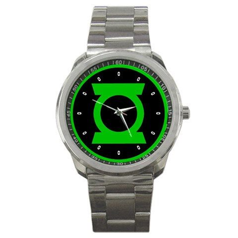 New Green lantern limited edition by sport watches by hariharilaku