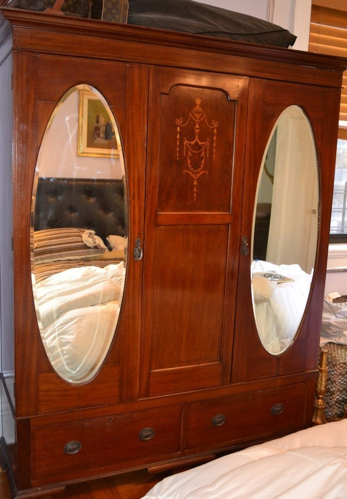 Best 93 Best Images About Antique Furniture Armoires On 400 x 300