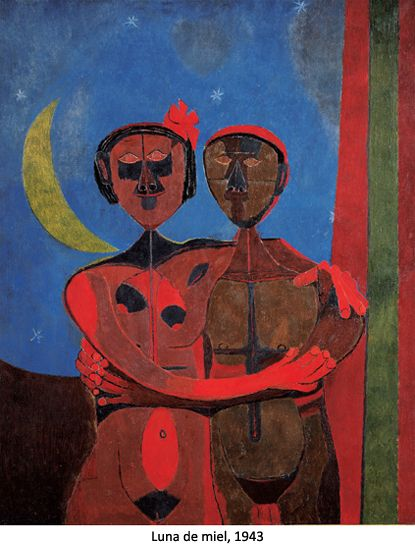 17 best images about rufino tamayo on pinterest artworks for Mural rufino tamayo
