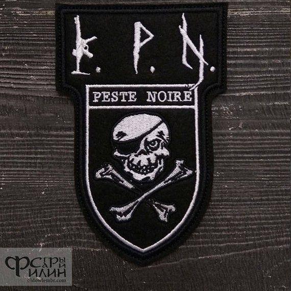 Kommando peste noire patch