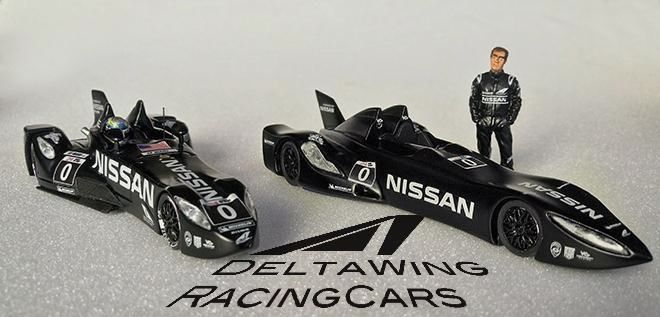 DELTA WING / Le Mans / Sebring / CHEQUERED FLAG  After a long period of development  Checkered Flag brand  finally puts on slot track the Delta Wing of 2012. This next weekend, on the occasion of th  http://www.slotcar-today.com/en/notices/2017/03/delta-wing-le-mans-sebring-chequered-flag-6271.php   #Slot Car #cars