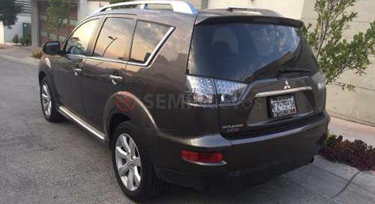 Mitsubishi Outlander 2010 Utilitario en Naucalpan, Estado de México-Comprar usado en Seminuevos