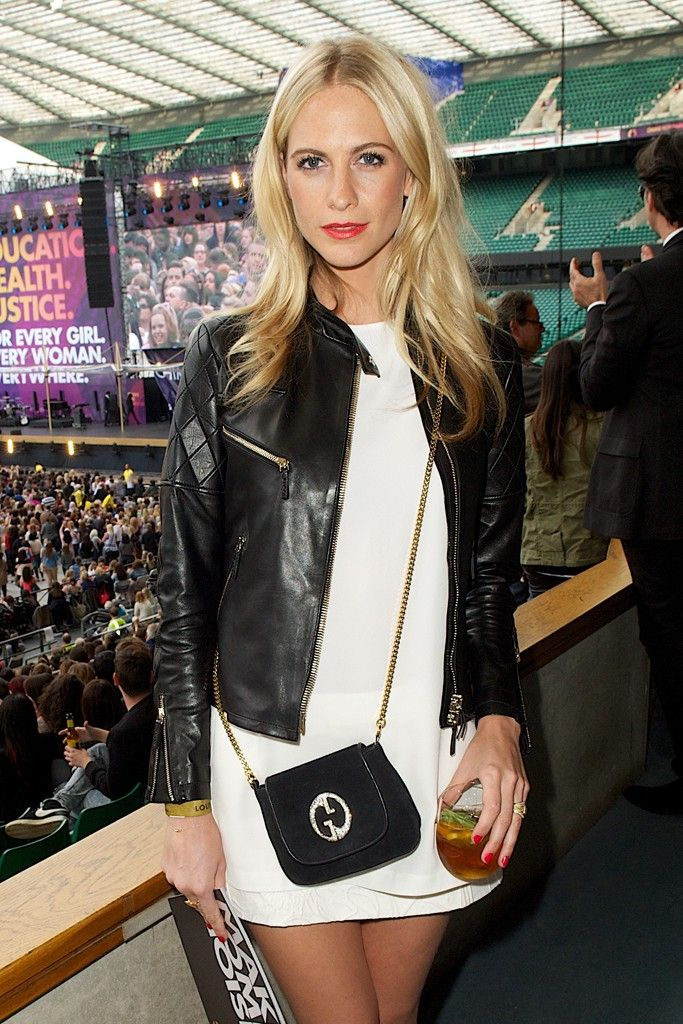 Poppy Delevingne at Chime for Change [Photo by James Mason]