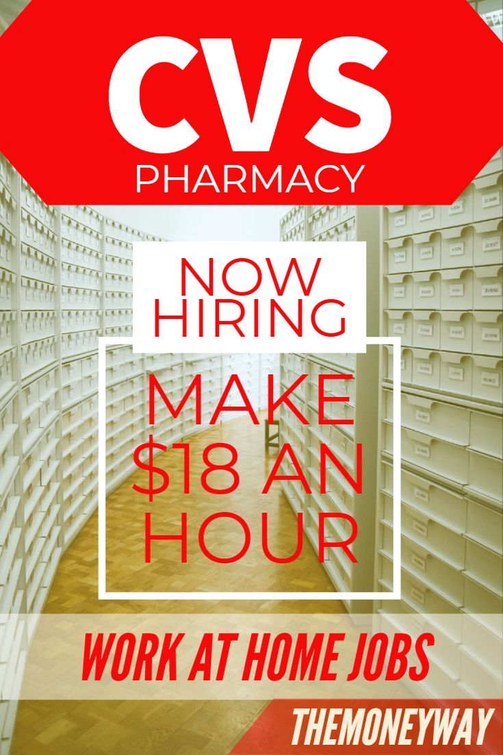 Cvs Is Now Hiring Work At Home Job Work From Home Jobs Working From Home Home Jobs