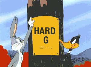 "I'm with Daffy on the ""GIF"" pronunciation"