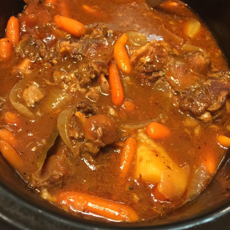 :: chef mommy – oxtail stew :: | i.am.mommy.lam