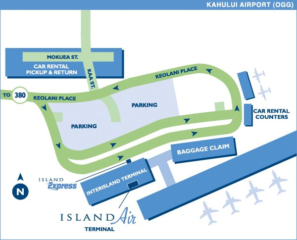 Kahului Airport | Kahului Airport (OGG)