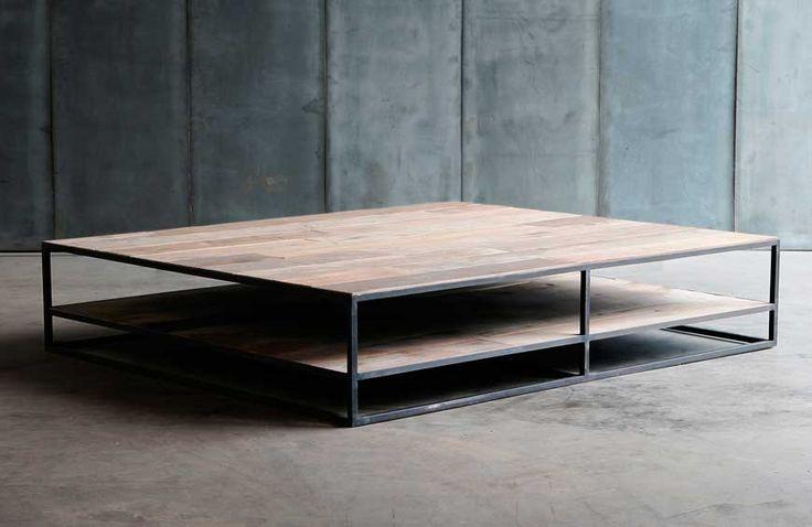 heerenhuis manufactuur | tables | mesa dd mtm | modern coffee