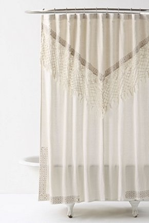 curtain blue bronze gorgeous white and curtains wallace geometric fabric ibiza shower delightful brown