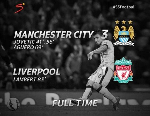Yesterday (25 August 2014) was tough, it was confusing and necessary. We lose here (Etihad) almost always. #WeWillRise