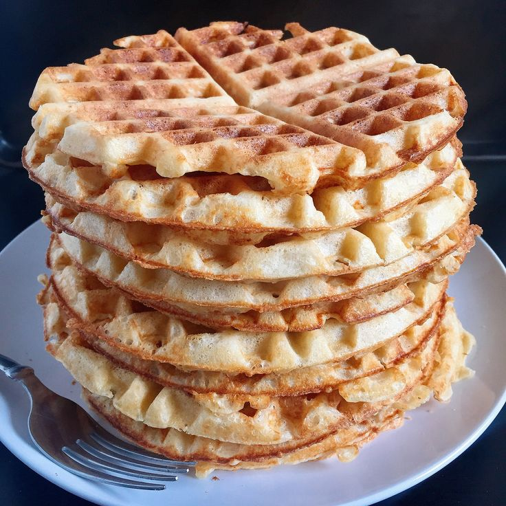 ... Waffles on Pinterest | Homemade Buttermilk Pancakes, Waffles and