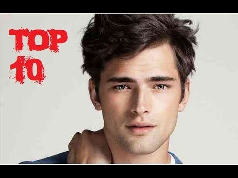 Top 10 Most Popular Hottest Male Models in The World !!