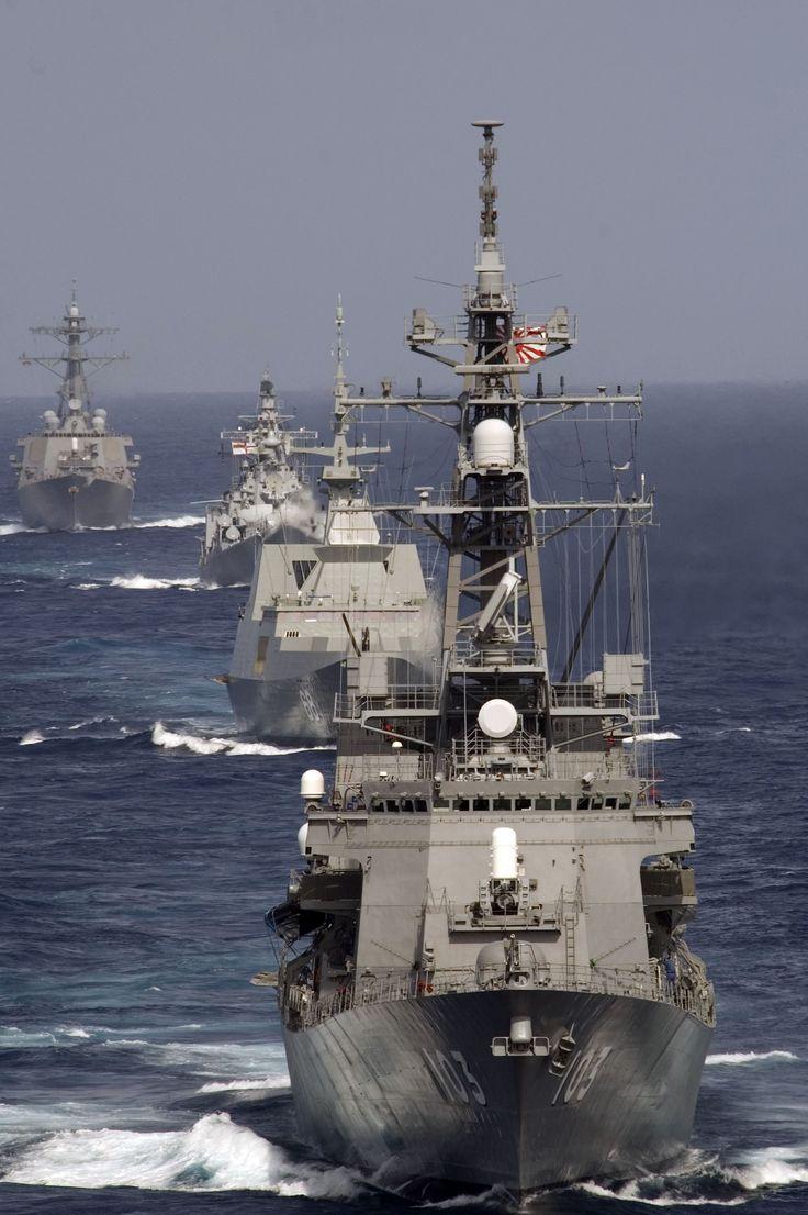 US NAVY SHIPS | Description US Navy 070905-N-5387K-012 Japan Maritime Self-Defense ...