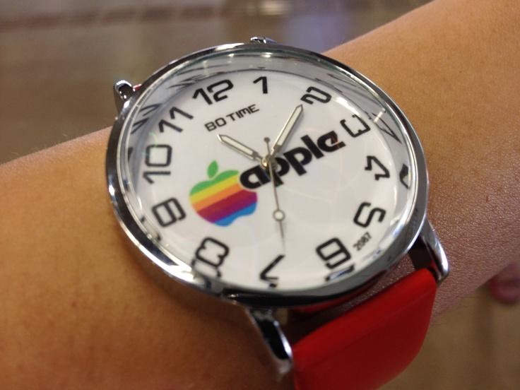 Retro Apple Watch