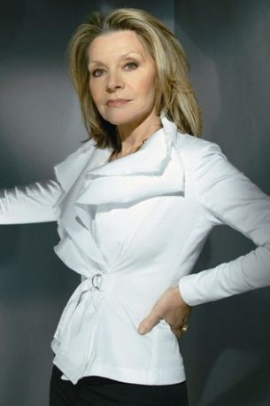 Carla Zampatti - An Ethical Clothing Australia Ambassador - www.vogue.com.au