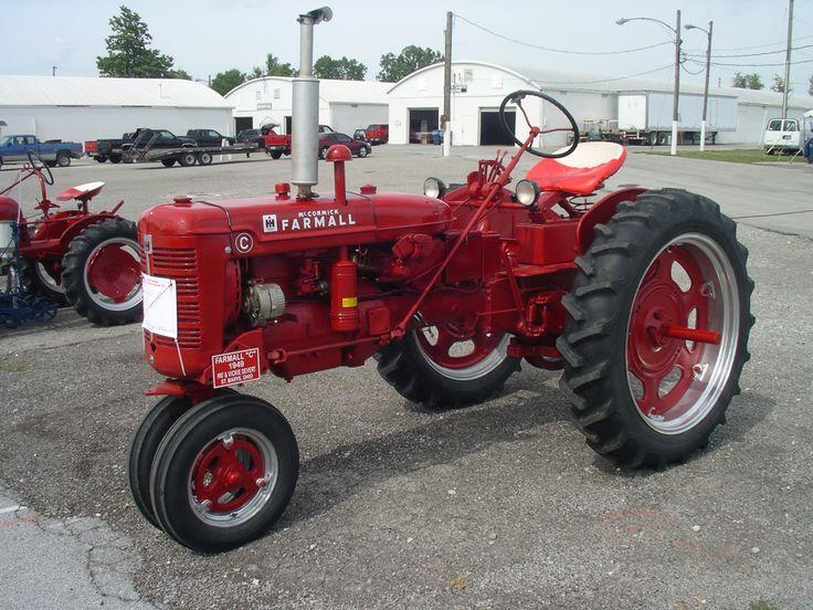 1949 Farmall C