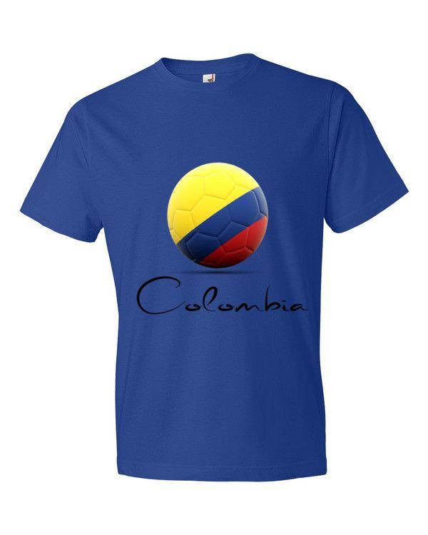 """""""Futbol Colombiano"""" T-Shirt"""