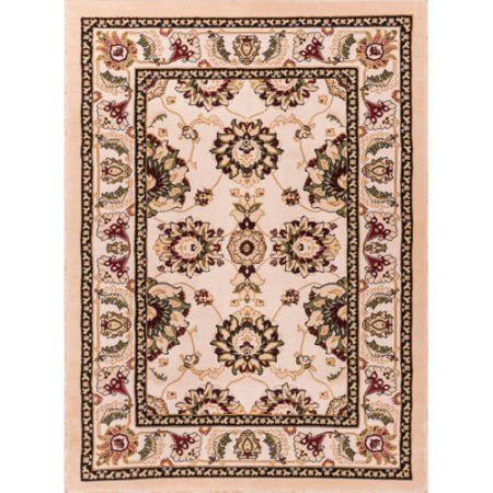 Well Woven Dulcet Alana Traditional Area Rug, 9'3 inch x 12'6 inch, White