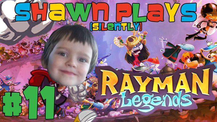 Shawn Silently Plays: Rayman Legends #11