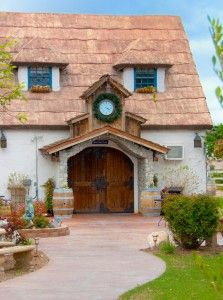 Briar Rose Winery Temecula California - such a sweet little place ....and they have an amazing Pinot Noir.
