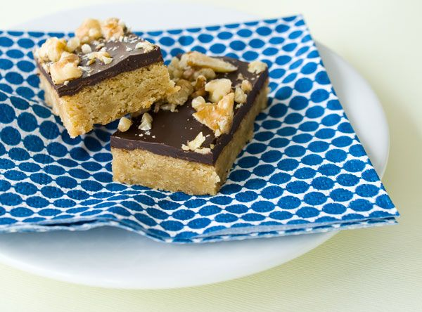 Chocolate toffee bars | Brownies and bars | Pinterest