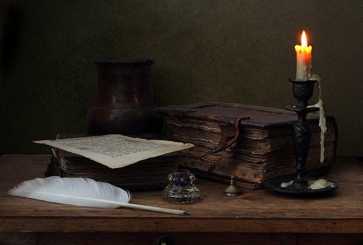 #still #life #photography • photo: ~ Старые книги ~ | photographer: Елена Татульян | WWW.PHOTODOM.COM