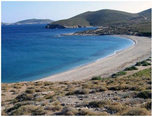 Κάλαμος - παραλίες στην Νότια Εύβοια