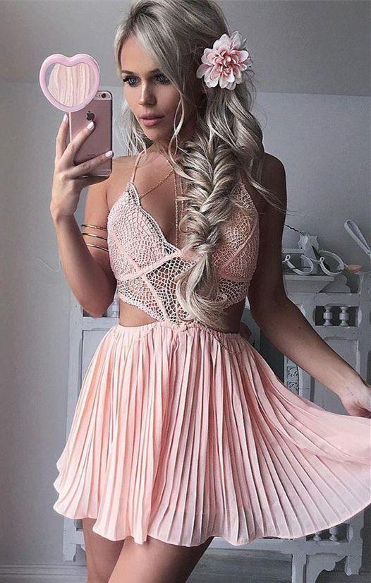 Cheap Cute Prom Dresses 2018 11