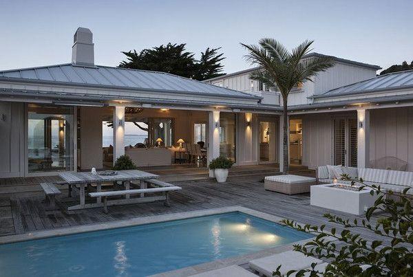 Coastal Perfection: Christian Anderson Architects via Cottonwood Interiors blog