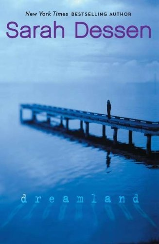 Dreamland.  Great book for teen bibliotherapy group.