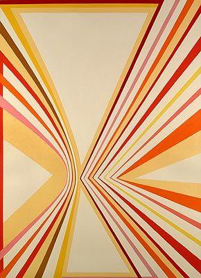 Frank Stella inspiración!!!!