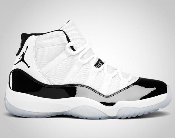 Kicks: Air Jordan 11 Concord
