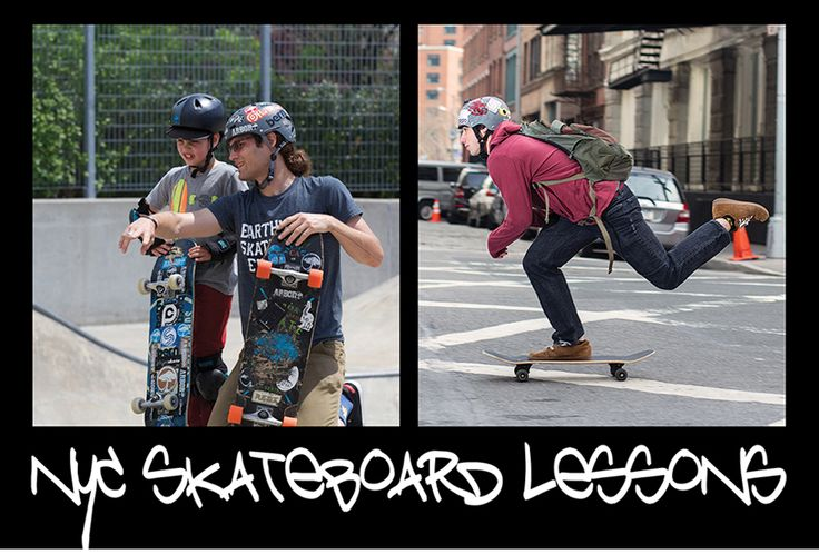 SURE Skateboards | New York City Skateboard and Longboard lessons | NYC Skateboard school - Skateboarding classes for kids and adults.