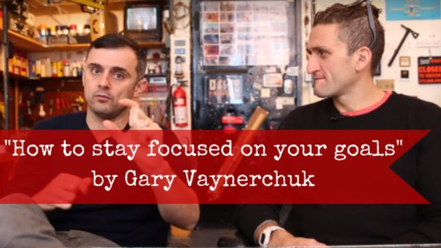 How to stay focused on your #goals: http://brandonline.michaelkidzinski.ws/how-to-stay-focused-on-your-goals-by-gary-vaynerchuk/