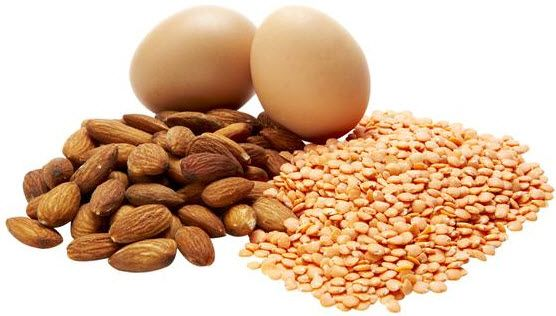 awesome The Four Best High-Protein, Low-Fat Foods for Bodybuilders