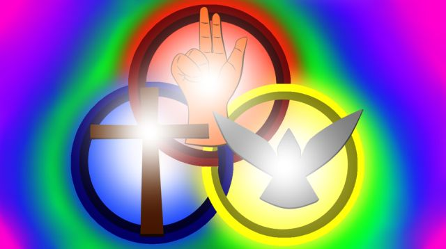 Happy Trinity Sunday 2014 HD Images, Wallpapers, Orkut Scraps, Whatsapp, Facebook