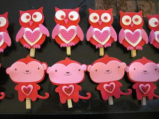 Sylvia's Stitches: Kid's Valentine Craft